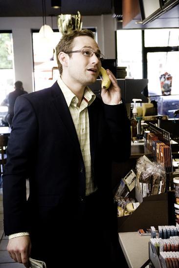 Chad Kimball a Day in the Life – Chad Kimball Starbucks
