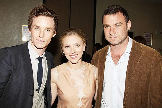 New Dramatists Honors Julie Taymor – Eddie Redmayne – Scarlett Johansson – Liev Schreiber