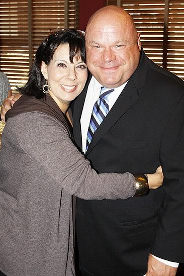Kevin Chamberlin Sardis – Kevin Chamberlin – Christine Pedi