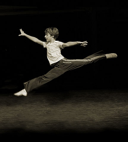 Billy Elliot - Show Photo - Kiril Kulish