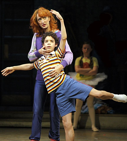 Billy Elliot - Show Photo - Haydn Gwynne - David Alvarez