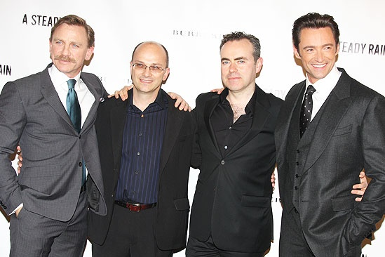 Daniel Craig Hugh Jackman