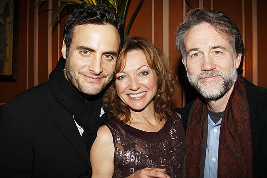 The Understudy Opening - Dominic Fumusa - Julie White - Boyd Gaines