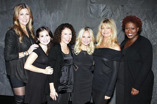 Goldie Hawn and Martin Short at Love Loss – Rita Wilson – Lucy DeVito – Rhea Perlman – Kristin Chenoweth – Goldie Hawn – Capathia Jenkins
