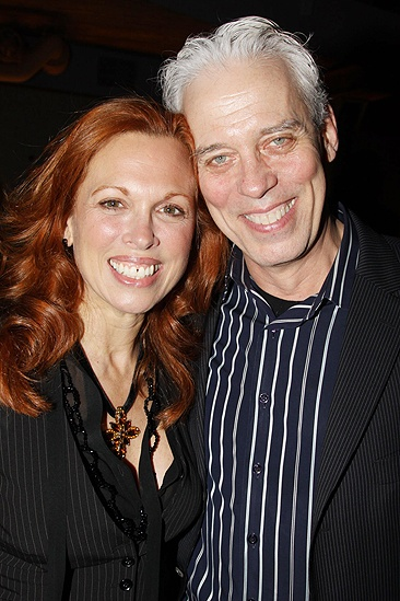 Addams Family Chicago opening – Carolee Carmello – Terrence Mann