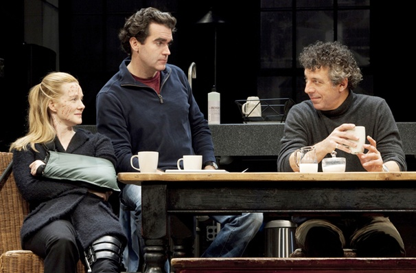 Time Stands Still - Show Photos - Laura Linney - Brian d'Arcy James - Eric Bogosian