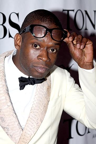 2010 Tony Awards Red Carpet – Sahr Ngaujah