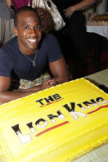 Lion King Cast 2010 – Dashaun Young