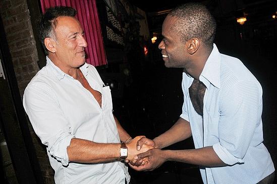 Springsteen Fela – Bruce Springsteen – Sahr Ngaujah