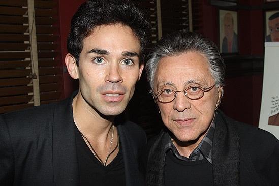 Jersey Boys at Sardi's – Dominic Scaglione Jr. – Frankie Valli