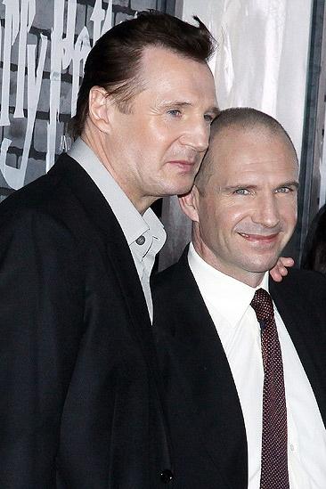Harry Potter 7 – Liam Neeson – Ralph Fiennes