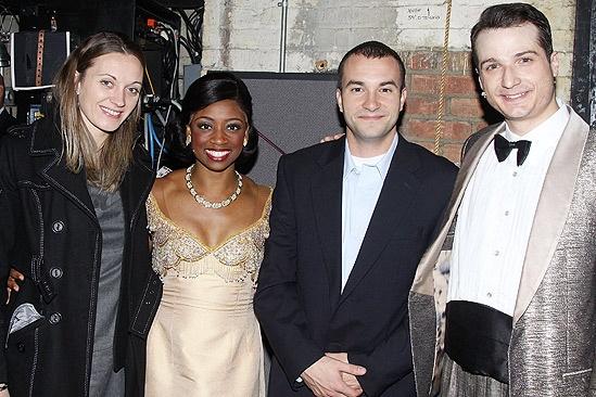 Medal of Honor winner at Memphis – Salvatore Giunta – wife Jennifer – Montego Glover – Bryan Fenkart