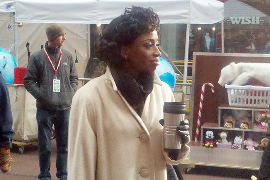 Memphis at Macy's Thanksgiving Day Parade – Montego Glover