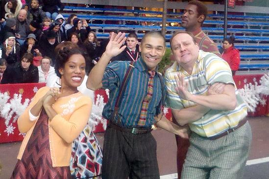 Memphis at Macy's Thanksgiving Day Parade – Tanya Birl – Sam Cahn – Kevin Covert – John Eric Parker