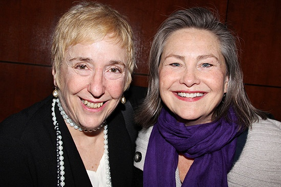 Good People Opening Night – Nancy Piccione – Cherry Jones