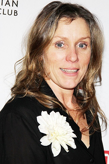 Good People Opening Night – Frances McDormand (portrait)