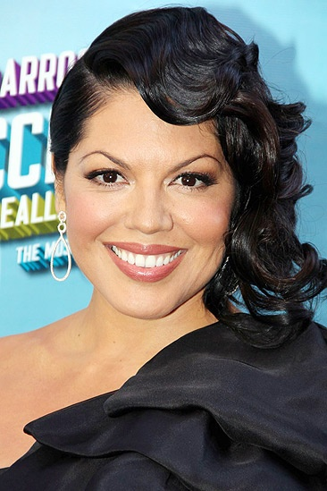 How to Succeed Opening Night – Sara Ramirez