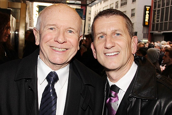 Catch Me If You Can Opening Night – Terrence McNally – Tom Kirdahy