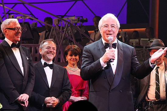 Catch Me If You Can Opening Night – Frank Abagnale Jr. – Scott Wittman – Marc Shaiman – Frank Abagnale Jr. (curtain call)