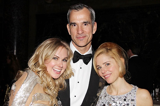 Catch Me If You Can Opening Night – Laura Bell Bundy – Jerry Mitchell – Kerry Butler