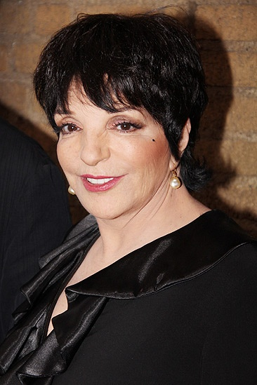House of Blue Leaves Opening Night – Liza Minnelli