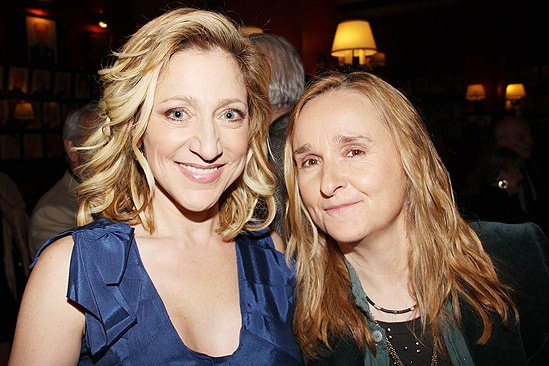 House of Blue Leaves Opening Night – Edie Falco – Melissa Etheridge
