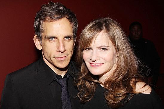 House of Blue Leaves Opening Night – Ben Stiller – Jennifer Jason Leigh