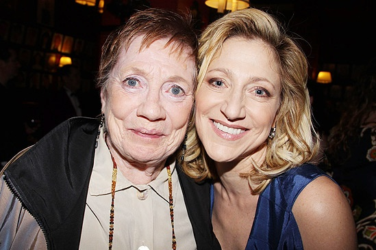 House of Blue Leaves Opening Night – Edie Falco – mother Judith