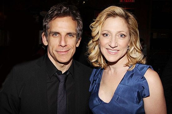 House of Blue Leaves Opening Night – Edie Falco – Ben Stiller