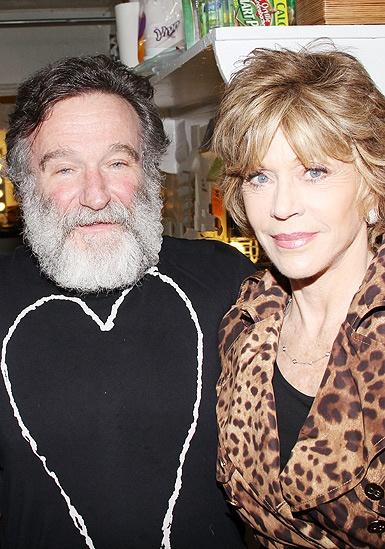 Jane Fonda Bengal – Robin Williams – Jane Fonda