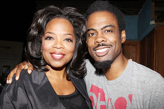 Oprah Winfrey at Motherf**ker – Oprah Winfrey – Chris Rock