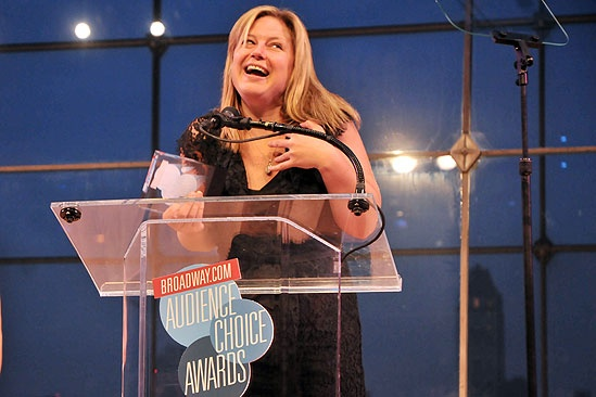 2011 Audience Choice Awards Ceremony - Beverley D. Mac Keen