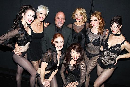 Billy Joel at Chicago – Billy Joel – Christie Brinkley – Chicago ensemble
