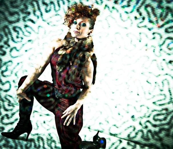 Gotta Dance! Allyson Carr of <I>Mamma Mia!</I> - 1