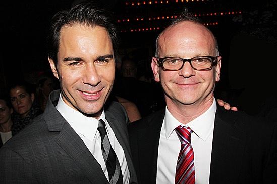The Best Man – Opening Night – Eric McCormack – Michael Wilson