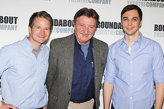Harvey – Meet and Greet – Peter Benson - Larry Bryggman – Jim Parsons