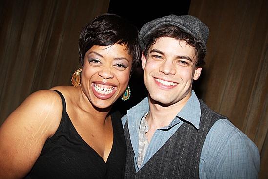 Manhattan Theatre Club – Spring Gala 2012 - Jeremy Jordan – Angela Grovey