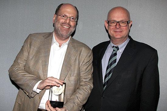 Drama League Awards 2012 – Bonus Photos – Scott Rudin – Stuart Thompson