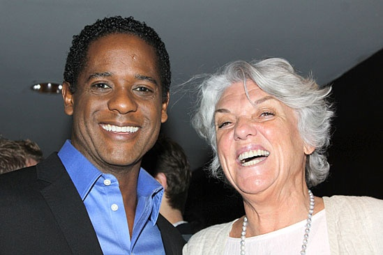 Drama League Awards 2012 – Bonus Photos – Blair Underwood – Tyne Daly