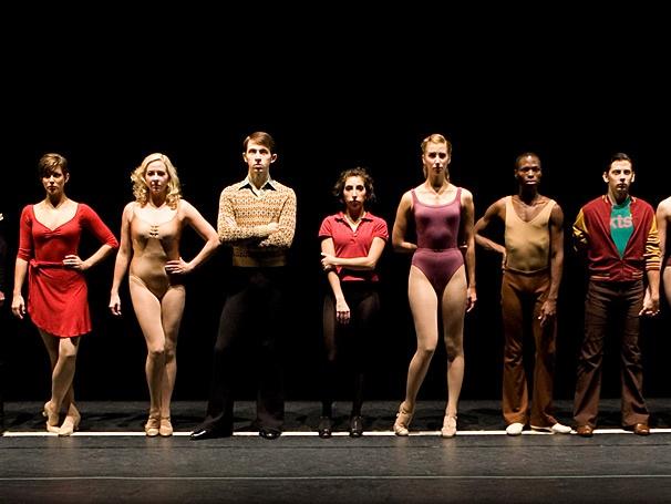 Show Photos - A Chorus Line - tour