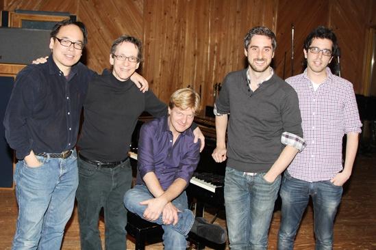Chaplin- Cast Recording – David Lai - Larry Hochman – Christopher Curtis - Bryan Perri - David Gardos