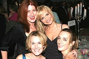Wicked Opening - Anne L. Nathan - Kristin Chenoweth - Erin Dilly - Julia Murney
