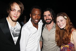 2008 Hair Opening - Theo Stockman - Tommar Wilson - Paris Remillard - Allison Case