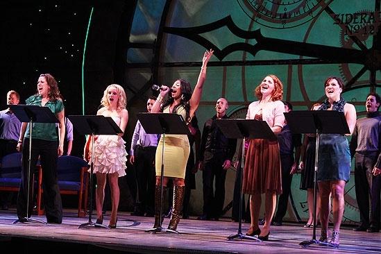 Wicked 5th Anniversary Benefit Concert – Stephanie J. Block – Jennifer Laura Thompson – Ashanti – Kate Reinders – Shoshana Bean