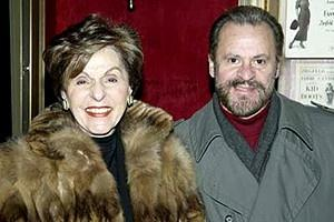 Chicago Movie Premiere - Fran Weissler - Barry Weissler
