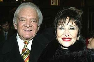 Chicago Movie Premiere - Marty Richards - Chita Rivera