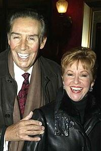 Chicago Movie Premiere - Jerry Orbach - wife Elaine
