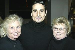 Kevin Richardson Chicago Party - Judy Fishback - Kevin Richardson - Anita Harley
