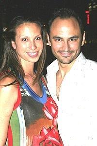 Melanie Griffith Chicago Opening - wife Lynne - Marc Calamia