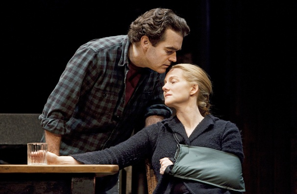 Time Stands Still - Show Photos - Brian d'Arcy James - Laura Linney